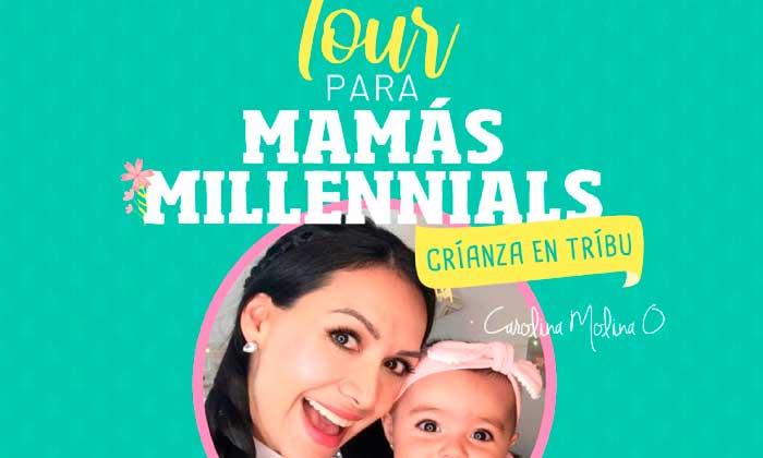 Tour for mothers millennials
