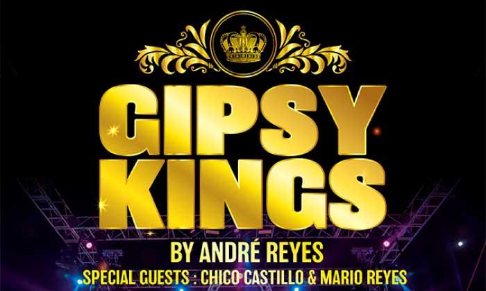 Gipsy Kings Bogotá